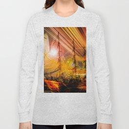 Romance of sailing Long Sleeve T-shirt