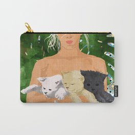 Morocco Vacay #illustration #painting Carry-All Pouch