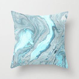 Abstraction #4 Throw Pillow
