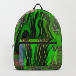 In Passion 4 Plastic Devils Fractal Version Backpack