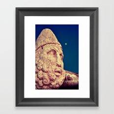 Nemrut II Framed Art Print