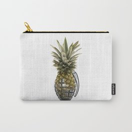 Pineapple Grenade Carry-All Pouch