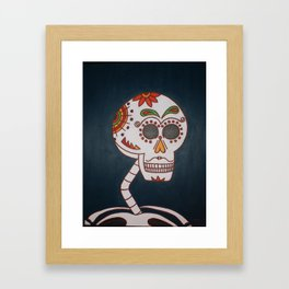 Uncle Sam Framed Art Print