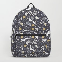 Magic Night With Sighthound Paloma Backpack