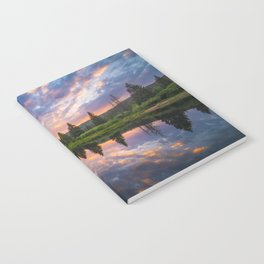 Reflections Of Summer Notebook