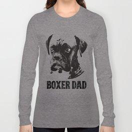 Boxer Dad Long Sleeve T-shirt