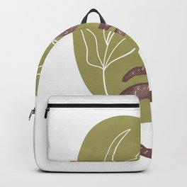 Serpent Garden Backpack