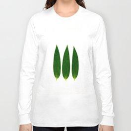 three of a kind 1 Long Sleeve T-shirt