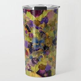 Nature's Confetti Travel Mug