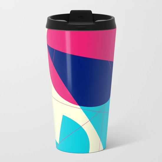 One Sunny Day Metal Travel Mug