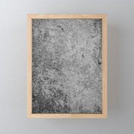 Concrete 1 Framed Mini Art Print