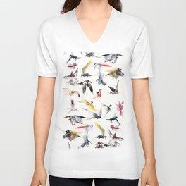 Free birds Unisex V-Neck