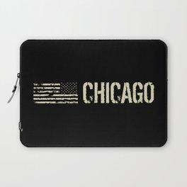 Black Flag: Chicago Laptop Sleeve