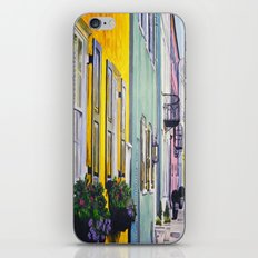 Row of Color iPhone & iPod Skin