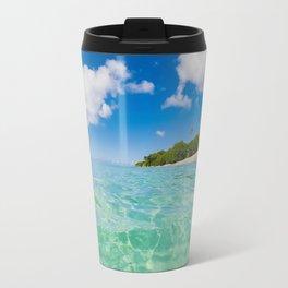 Azure Waters Travel Mug