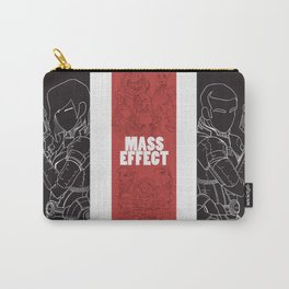 Mass Effect Print Carry-All Pouch