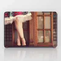 girly iPad Cases featuring Girly. by Lívia Fernandes