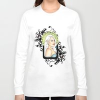 mother of dragons Long Sleeve T-shirts featuring Mother of Dragons by CatAstrophe