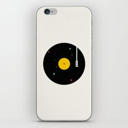 Music, Everywhere iPhone Skin