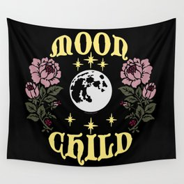 Moon Child Original By Moon Goddess Market Wall Tapestry