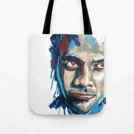 Test Portrait Tote Bag