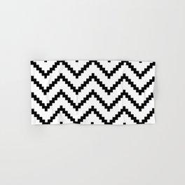Tribal Chevron W&B Hand & Bath Towel