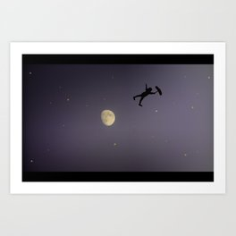 Fly Away Home... Art Print