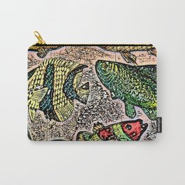 Fish Magnets Carry-All Pouch