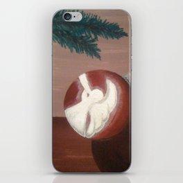 Christmas Angel Ornament iPhone Skin