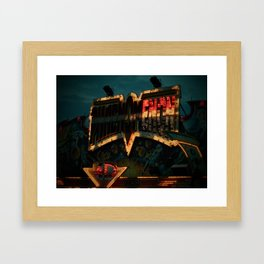 Phenomenon Framed Art Print