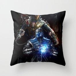 MK VS.2 Throw Pillow