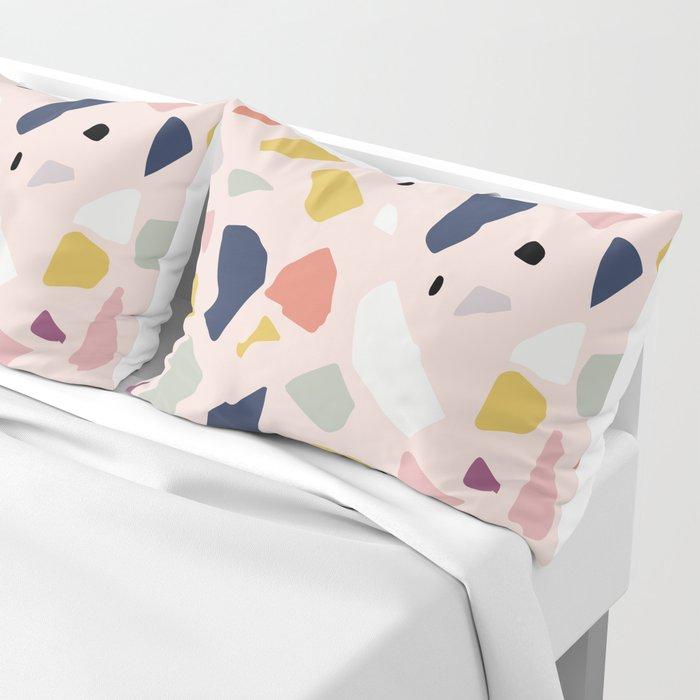 Big Terrazzo Pillow Sham