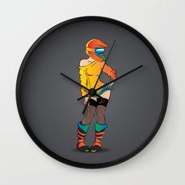 Motor Lover Wall Clock