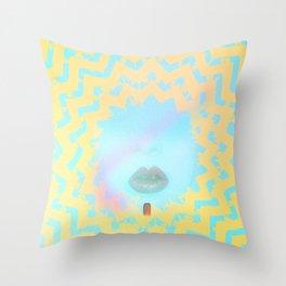 cyberfree93 Throw Pillow