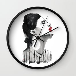 Stains 15 Wall Clock