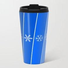 Same same but different | blue Metal Travel Mug