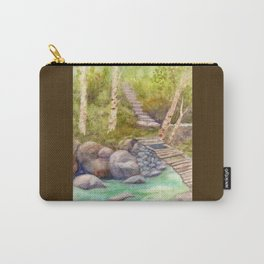 A Bridge to Morocco WC20150712a Carry-All Pouch