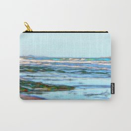 Beautiful abstract ocean view Carry-All Pouch