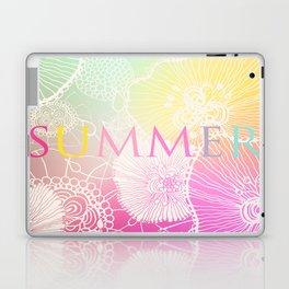 FESTIVAL PRISMATIC SUMMER RAINBOW Laptop & iPad Skin