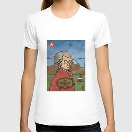 Wolfgang from Earth (Clavicembalo) T-shirt