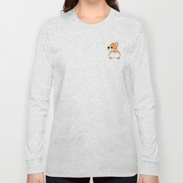 The booty Long Sleeve T-shirt