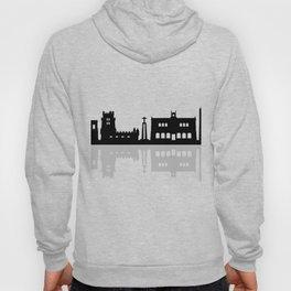 lisbon skyline Hoody