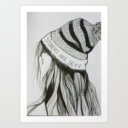 Stoners Art Print