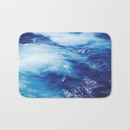 Blue Ocean Bath Mat