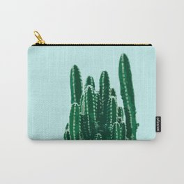 CACTUS BLUES Carry-All Pouch