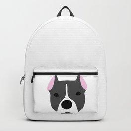 My dog, Gia Backpack