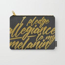 MELANIN PLEDGE Carry-All Pouch