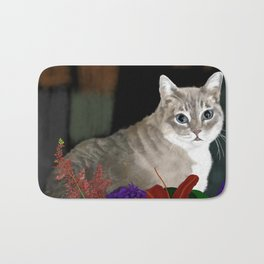 Beloved Kitty Bath Mat