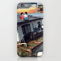 Beyond the Sea - Spirited Away / Ponyo Tsunami Series iPhone 6s Slim Case