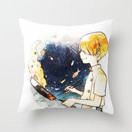 Sanji Throw Pillow
